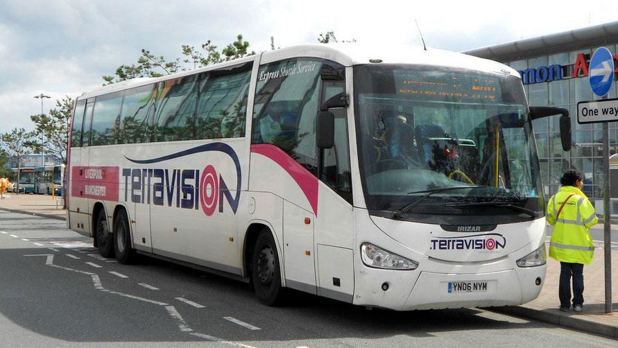 Добраться до нужного места в центре Рима из аэропорта без проблем возможно на автобусе.
