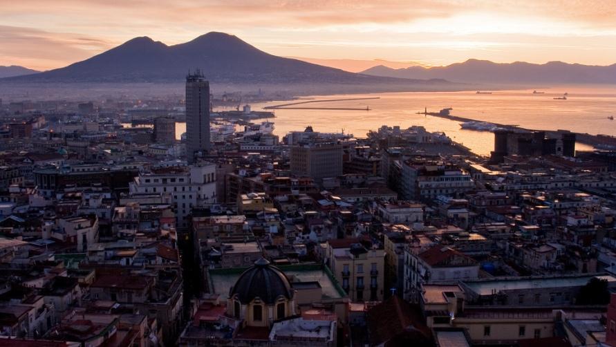 Неаполь Достопримечательности фото и описание что посмотреть за 1 день