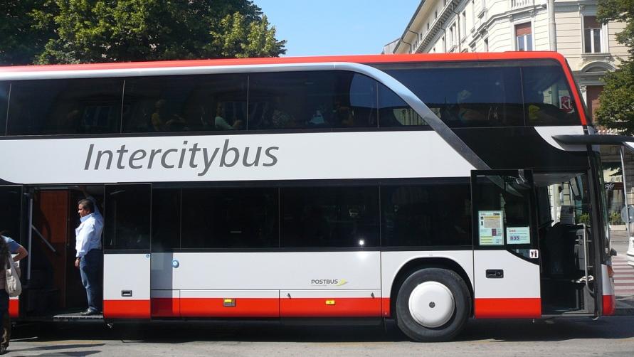Автобус до Милана