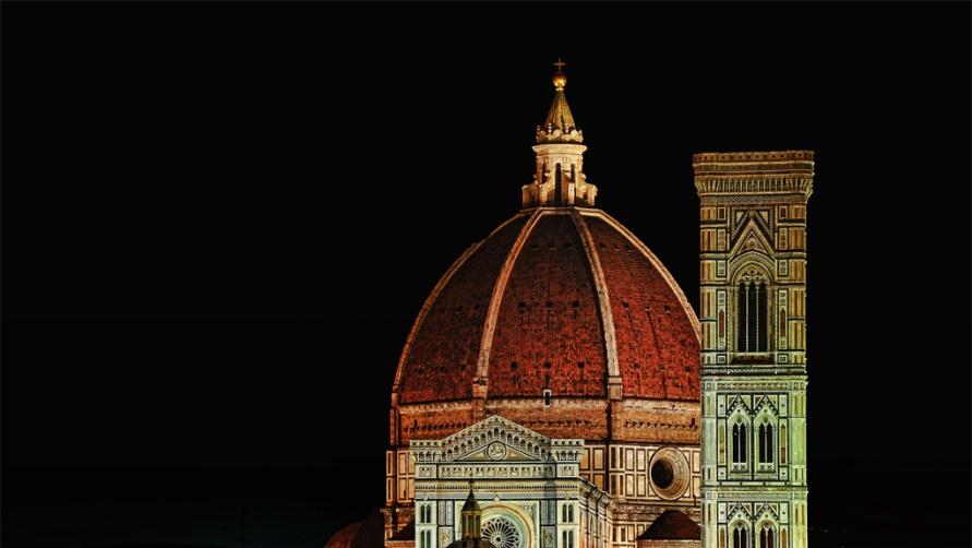 Купол собора Санта Мария дель Фьоре