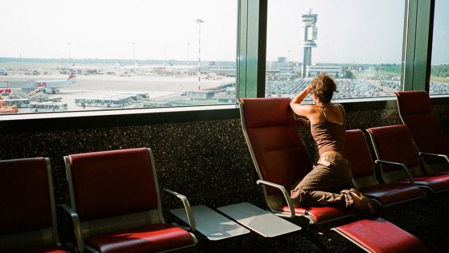 Совершаем посадку в аэропорту Милана