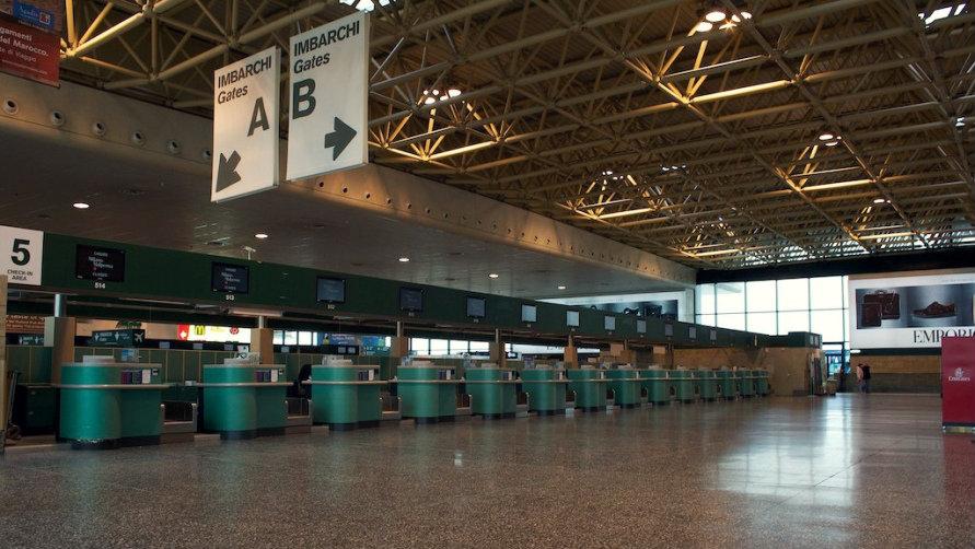 Терминалы аэровокзала