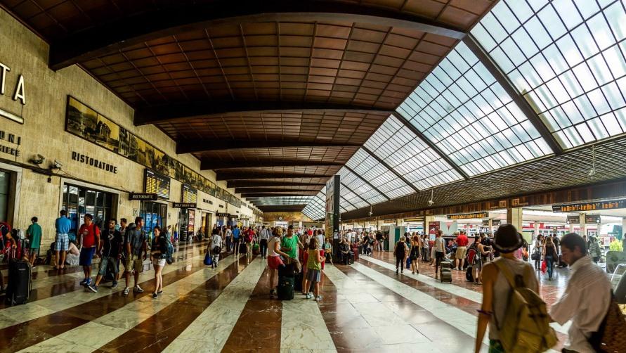 Вокзал Firence S. M. Novella