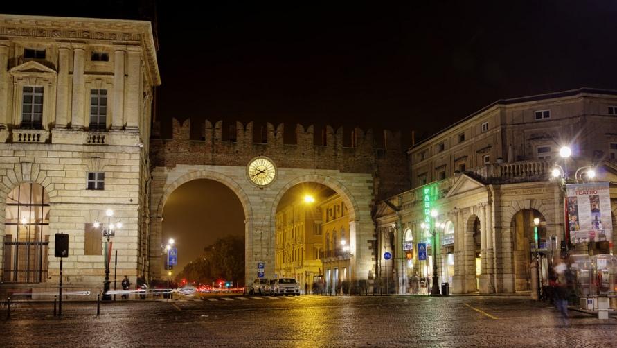 Ворота Porta Della Bra