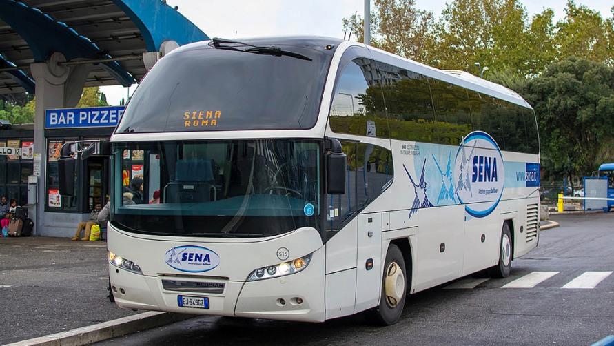 Автобусы Сена.