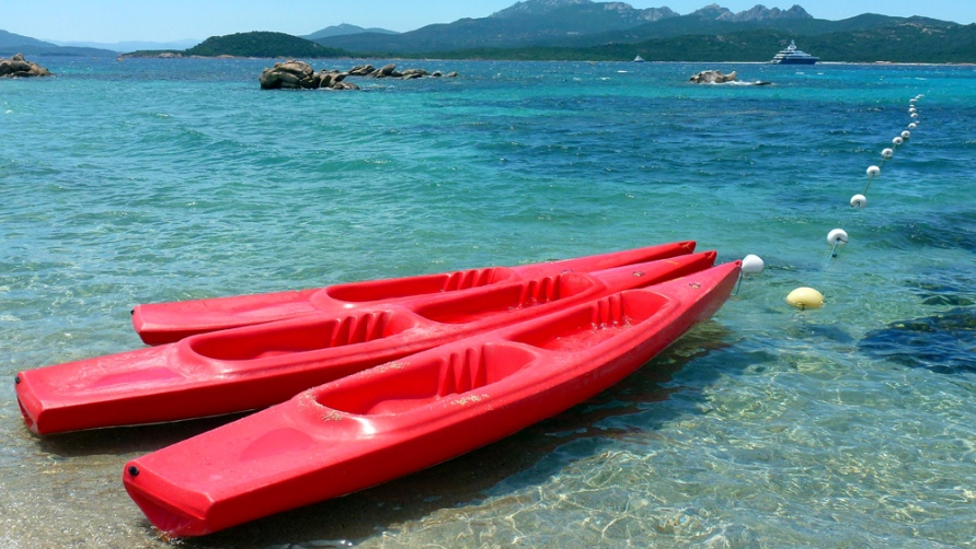 Путешествие на Сардинию в октябре.