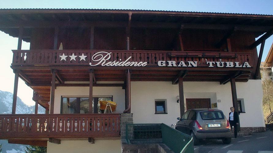 Трёхзвёздочный отель Residence Gran Tubla в Ortisei.