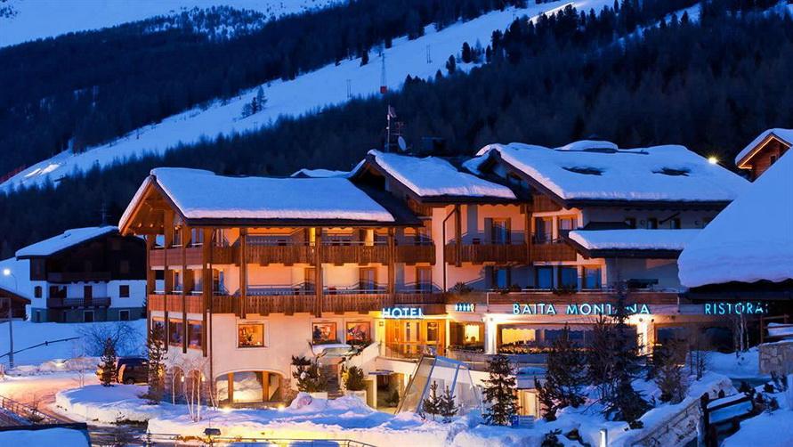 Четырёхзвёздочная гостиница Hotel Baita Montana.