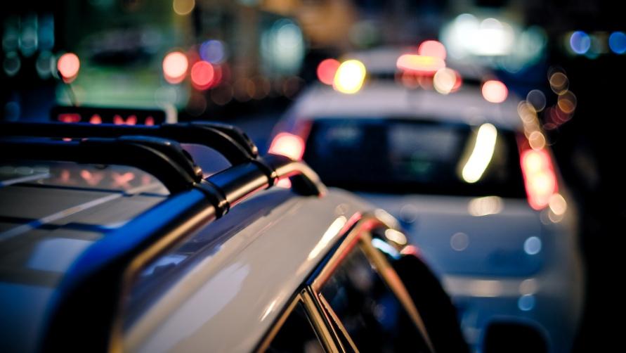 Автомобильные пробки.