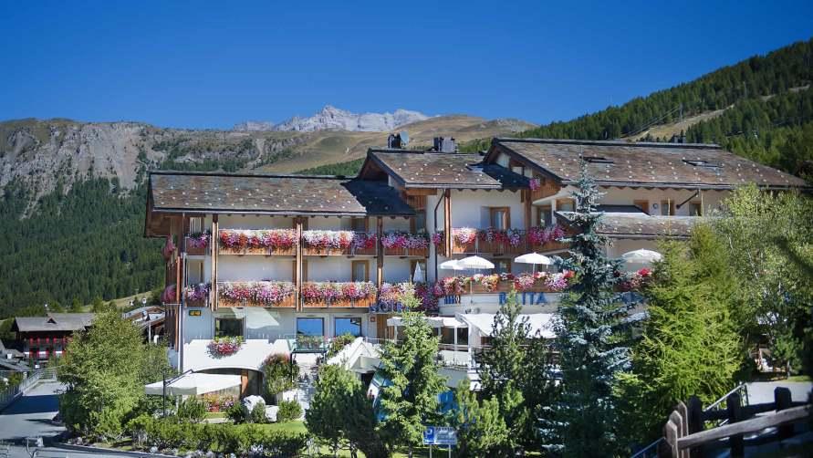 Отель Baita Montana