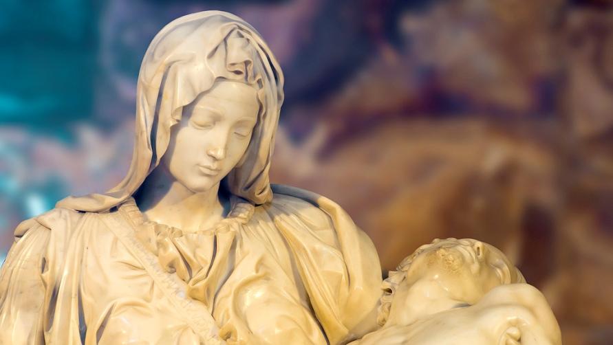 Статуя Пьетры