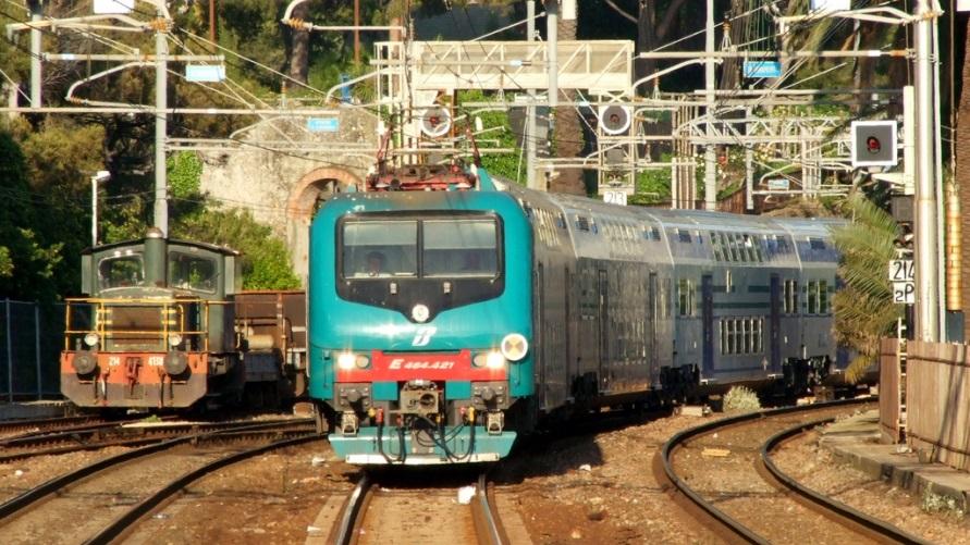 Поезд «Regionale»