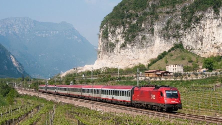 Поезд EC (Eurocity)