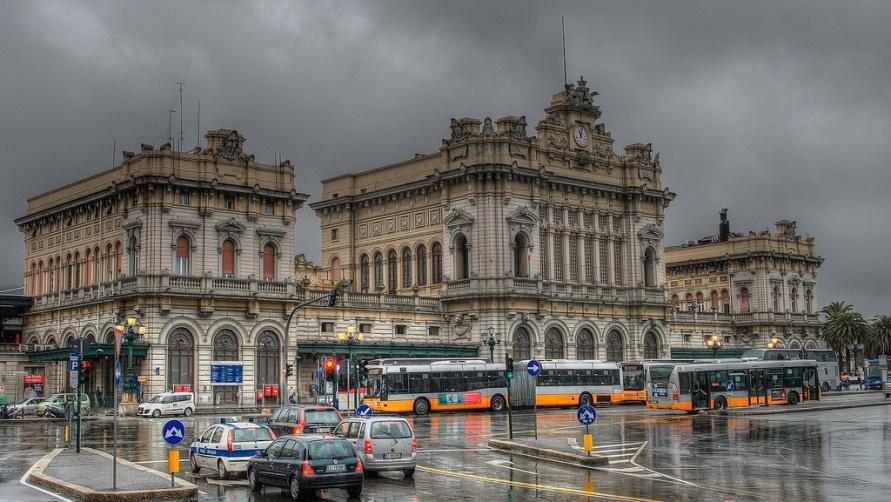 Вокзал Genova Brignole