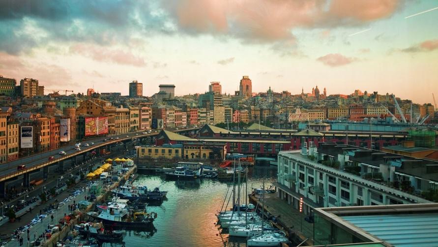 Великолепная Генуя