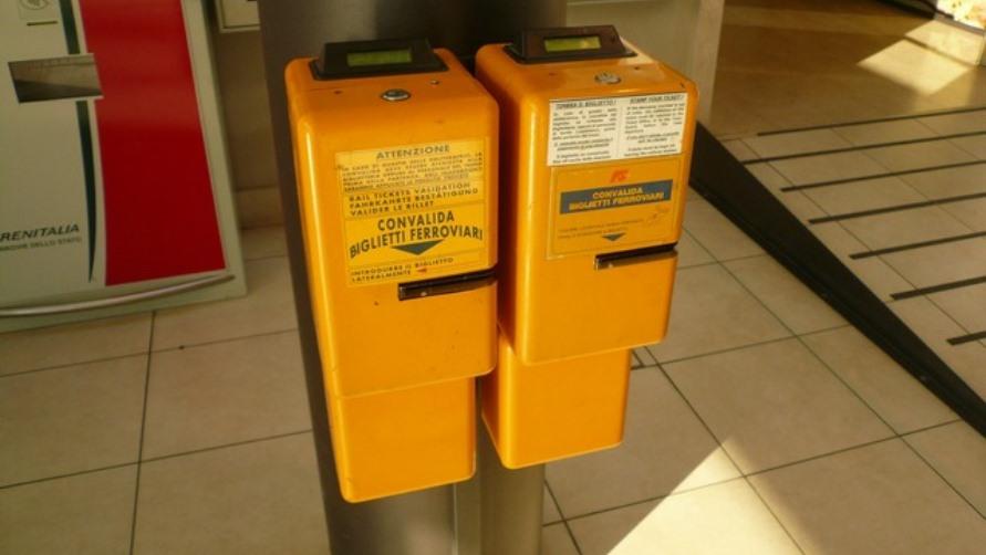Автомат для билетов