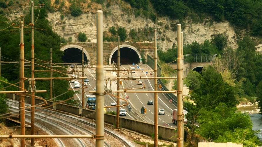 Трасса Милан-Неаполь