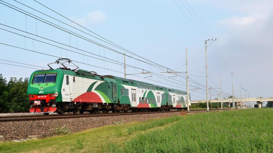 Поезд Treno Regionale