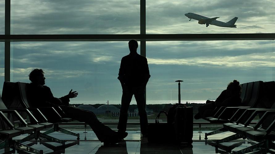 В аэропорту Палермо