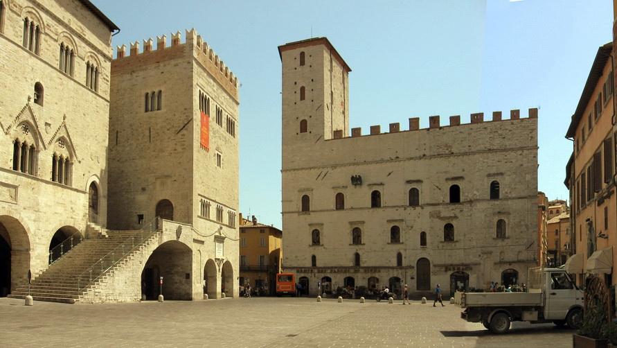Народная площадь в итальянской столице.