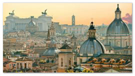 Купола римских соборов