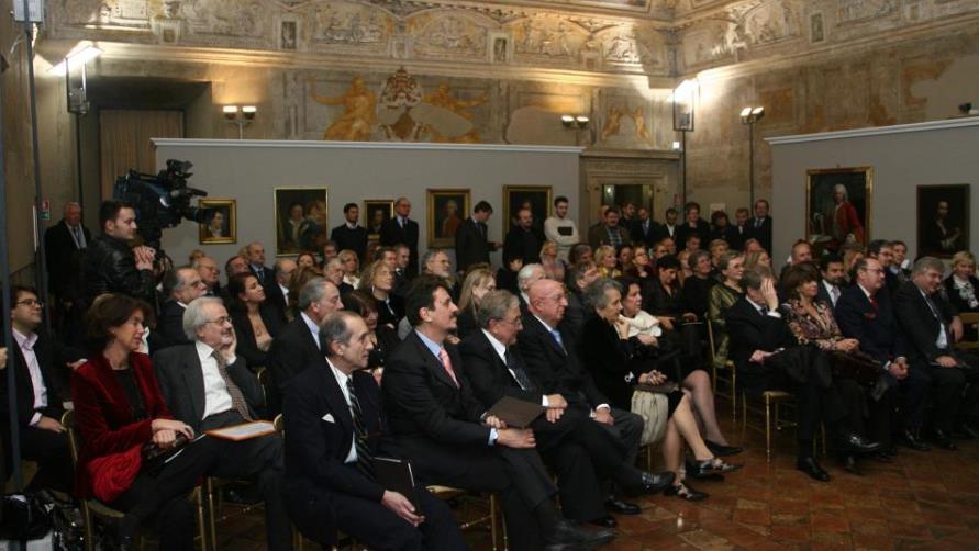 Фестиваль «Россия—Италия. Сквозь века»