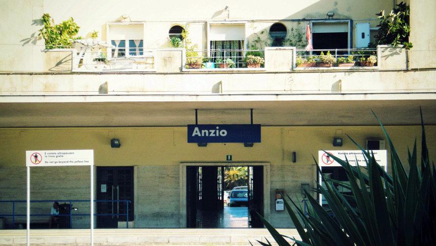 Станция Anzio