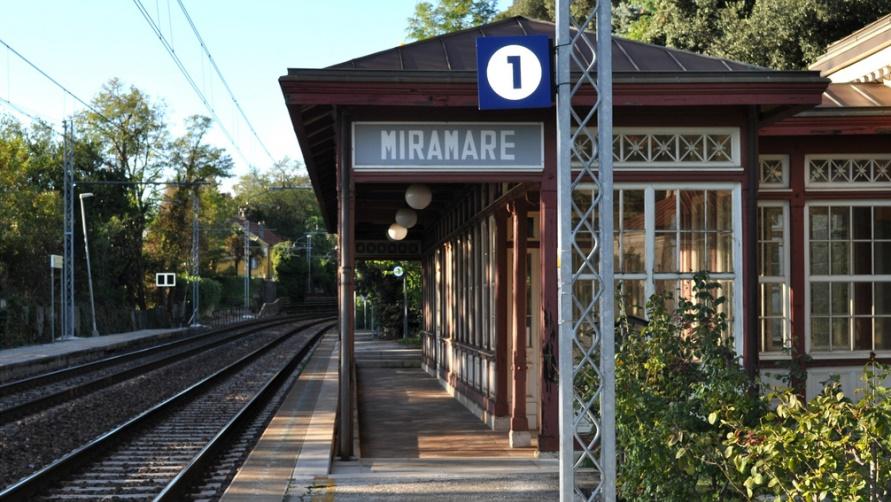 Stazione di Miramare