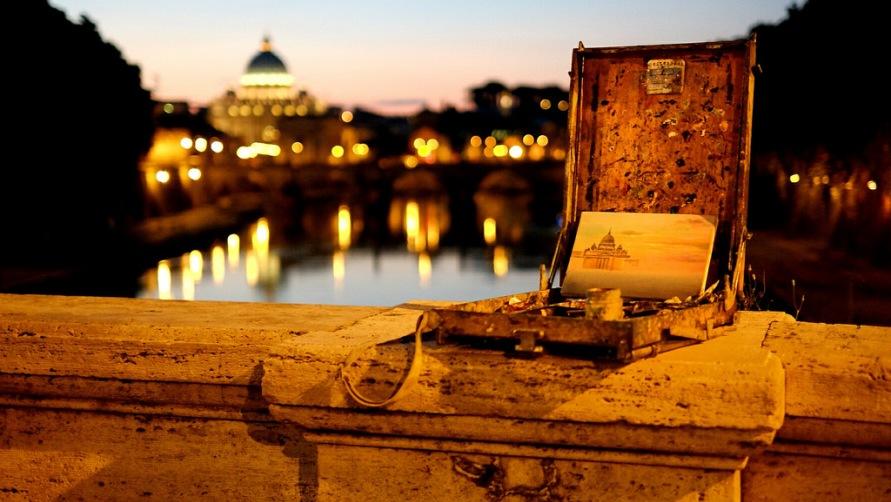 Зарисовки Рима