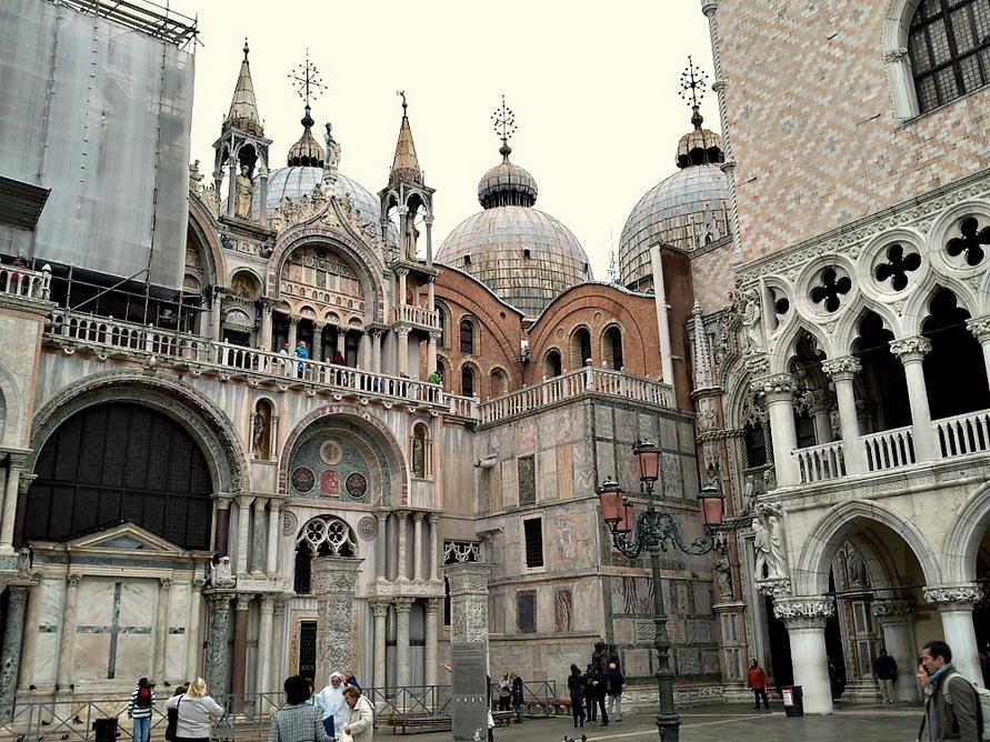 Венецианская базилика.