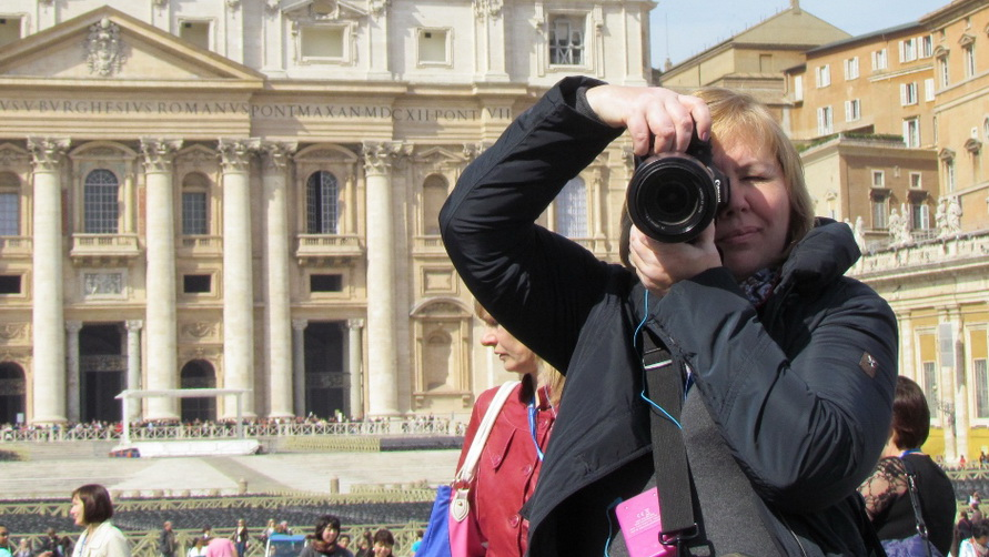 Отзыв Елены о туре в Рим в марте.