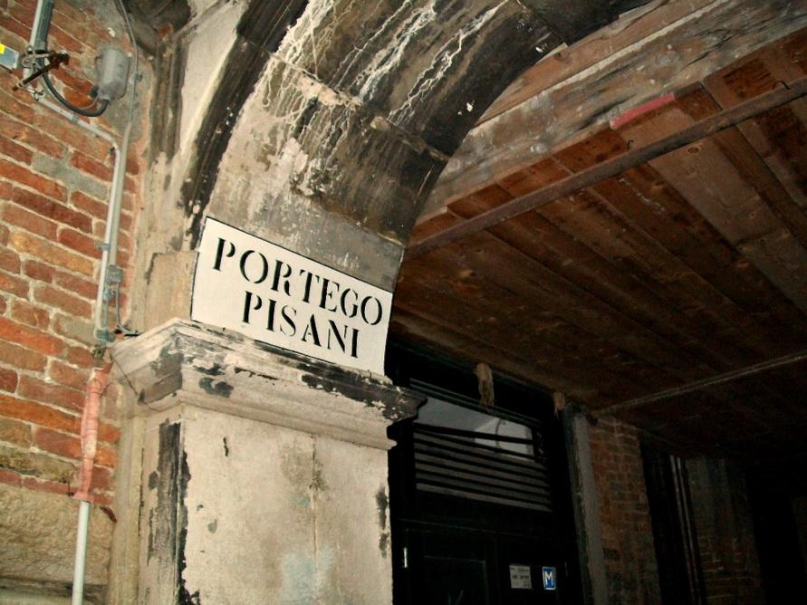 Portego Pisani.