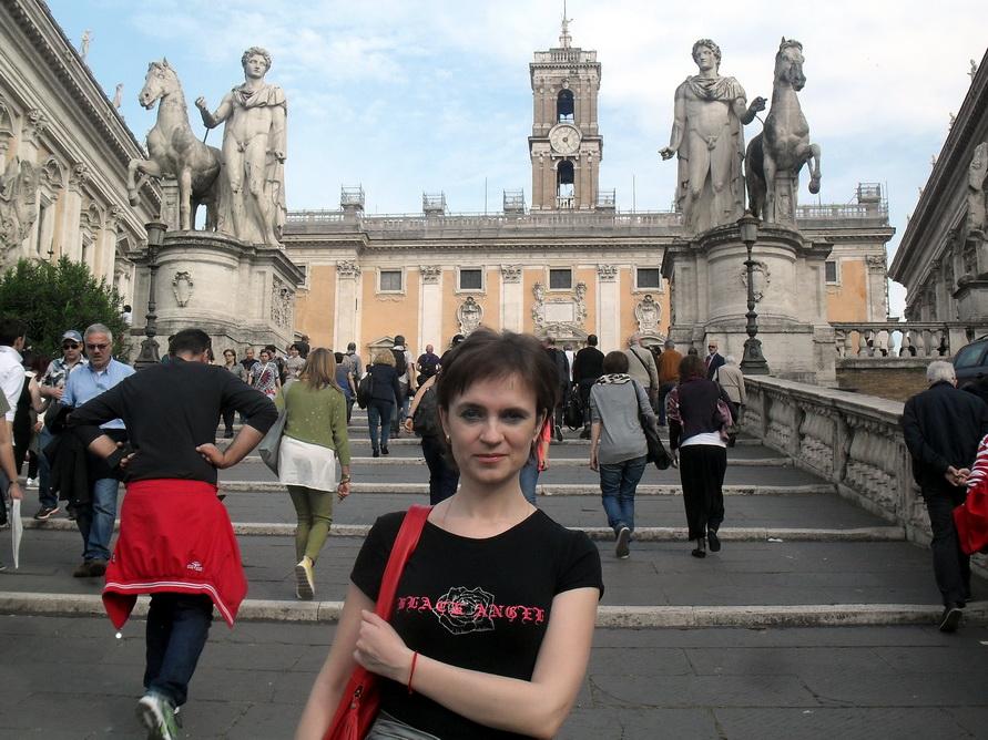 Отзыв Марины о туристической поездке в Рим.