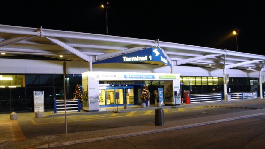 Terminale Partenze (Т1)
