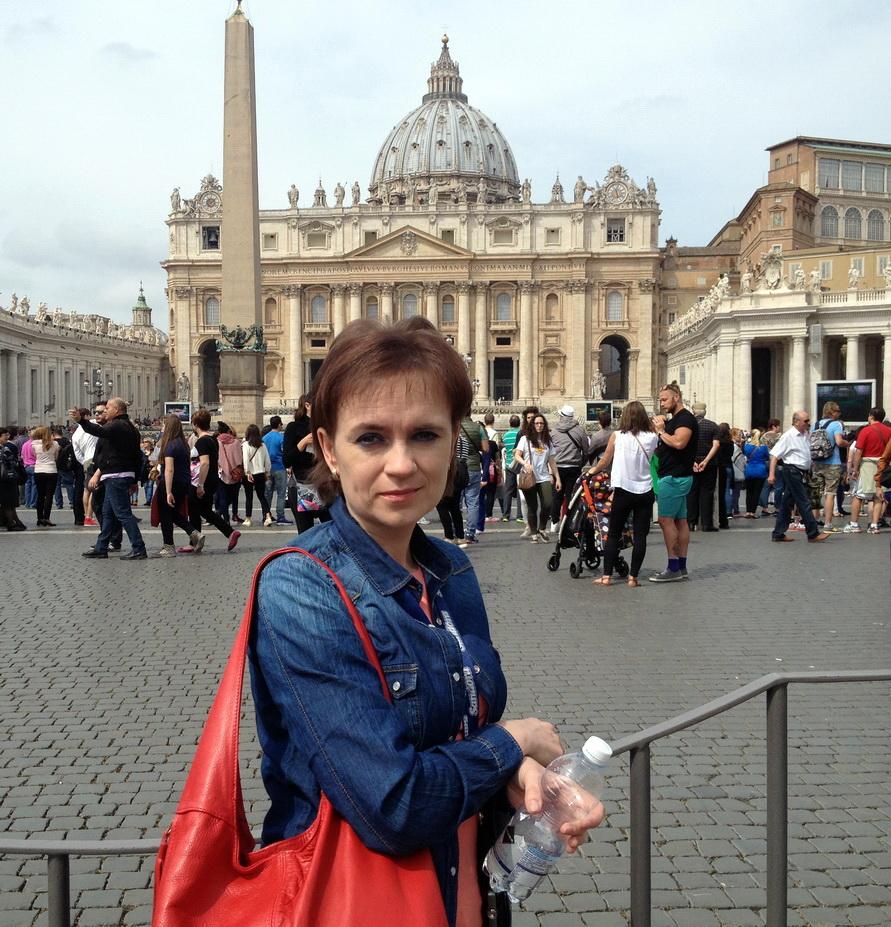 В Ватикане задумываешься о вечном.