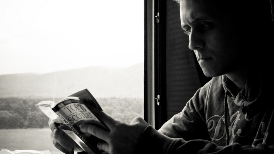 Читаем в поезде