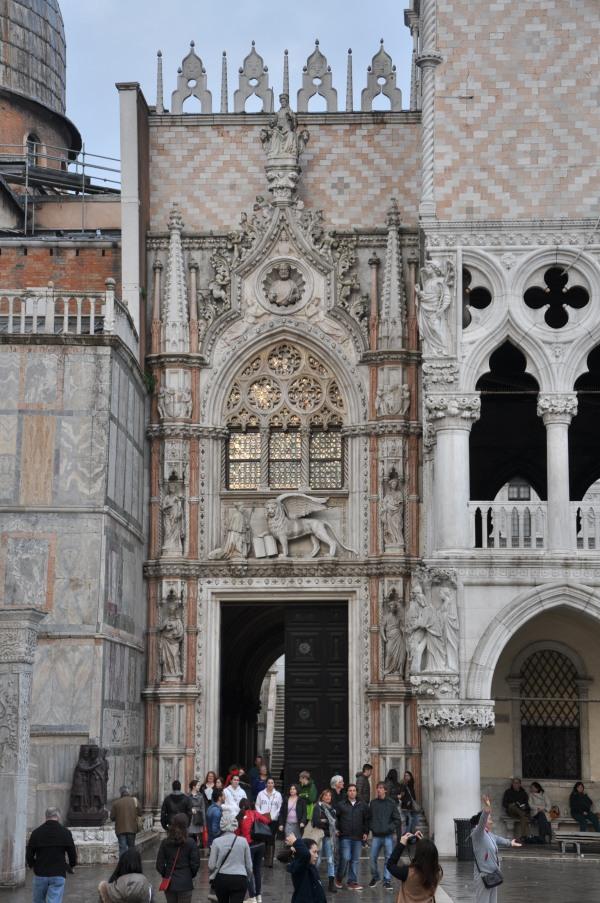 Прелесте венецианской архитектуры.