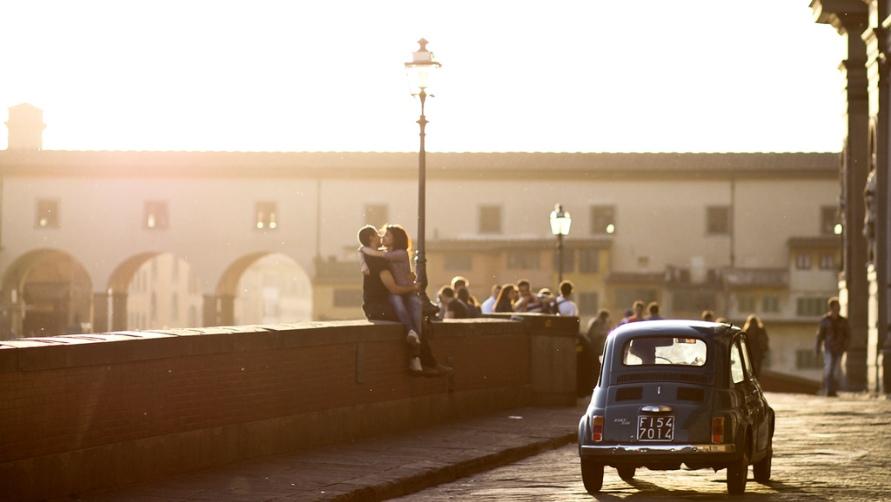 Рассвет во Флоренции