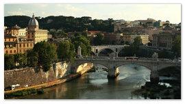 Рим утром