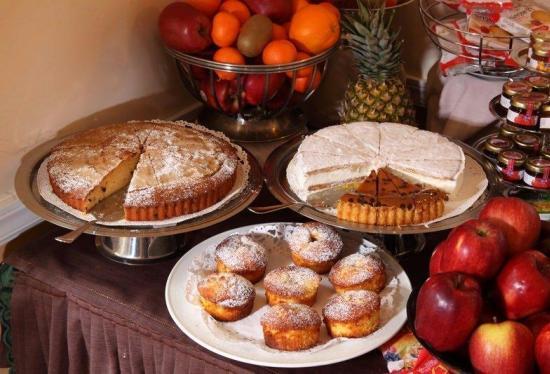 Завтрак в Сан Анжело