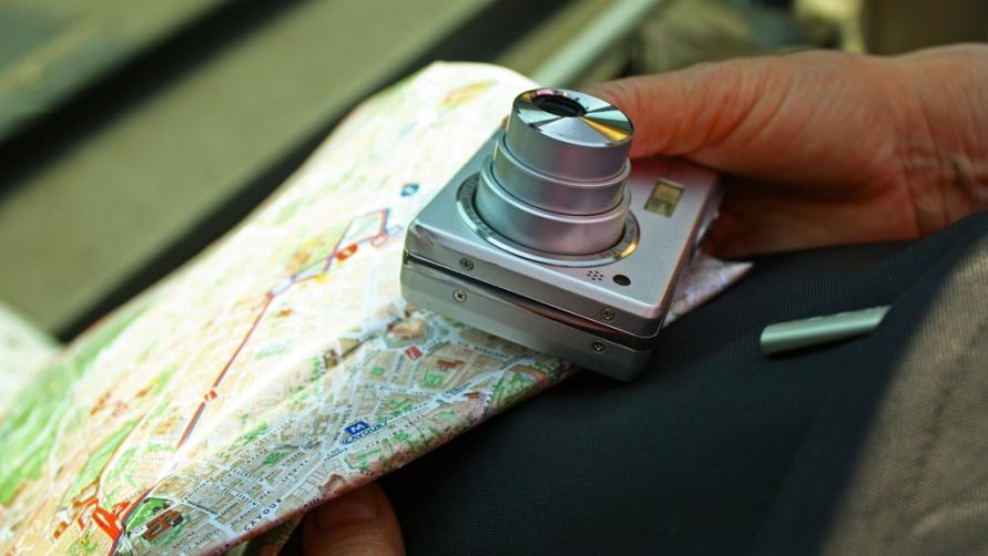 Путешествуем с картой