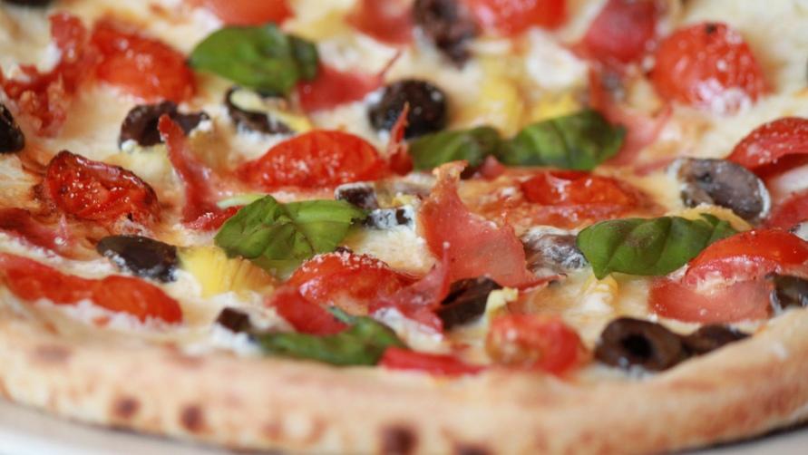 Пицца в Неаполе