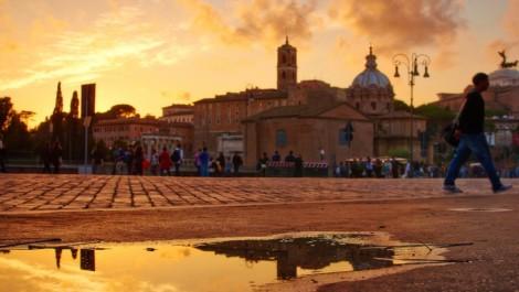 Ноябрьский Рим
