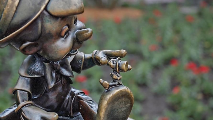 Фигурка Пиноккио