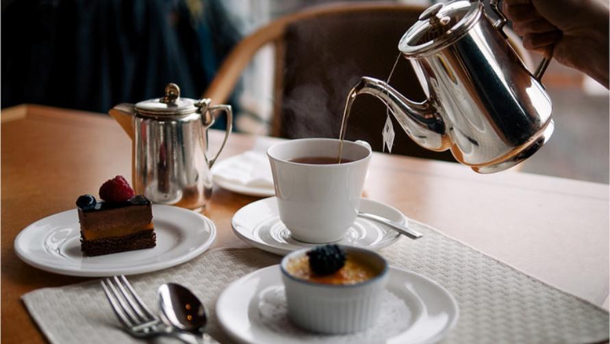 Завтрак в Royal