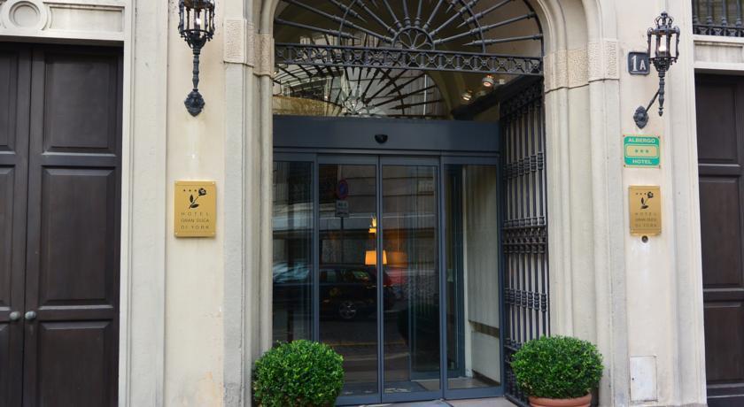 Отель Gran Duca di York
