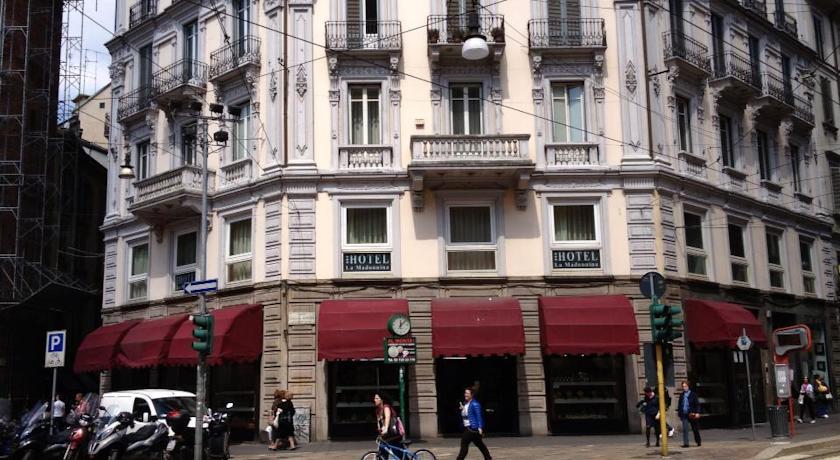Гостиница La Madonnina