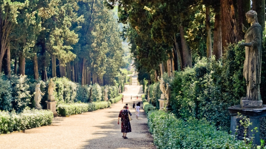 Прогулки по дорожкам