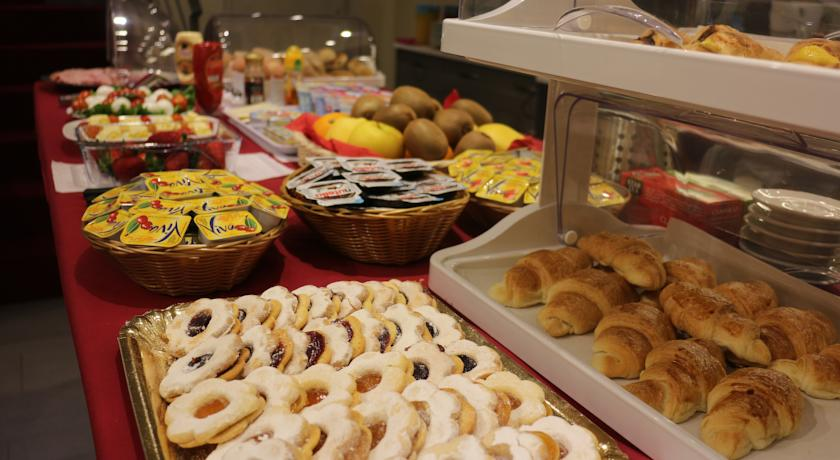 Завтрак в La Madonnina