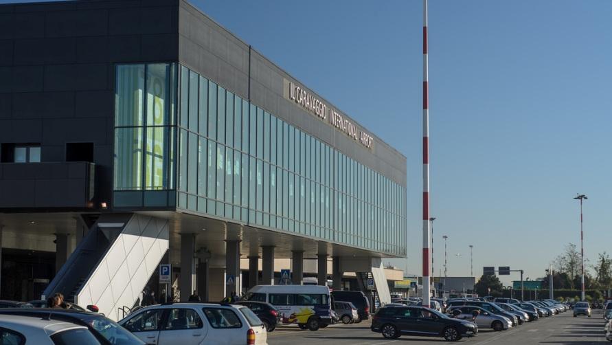 Аэропорт Il Caravaggio International.